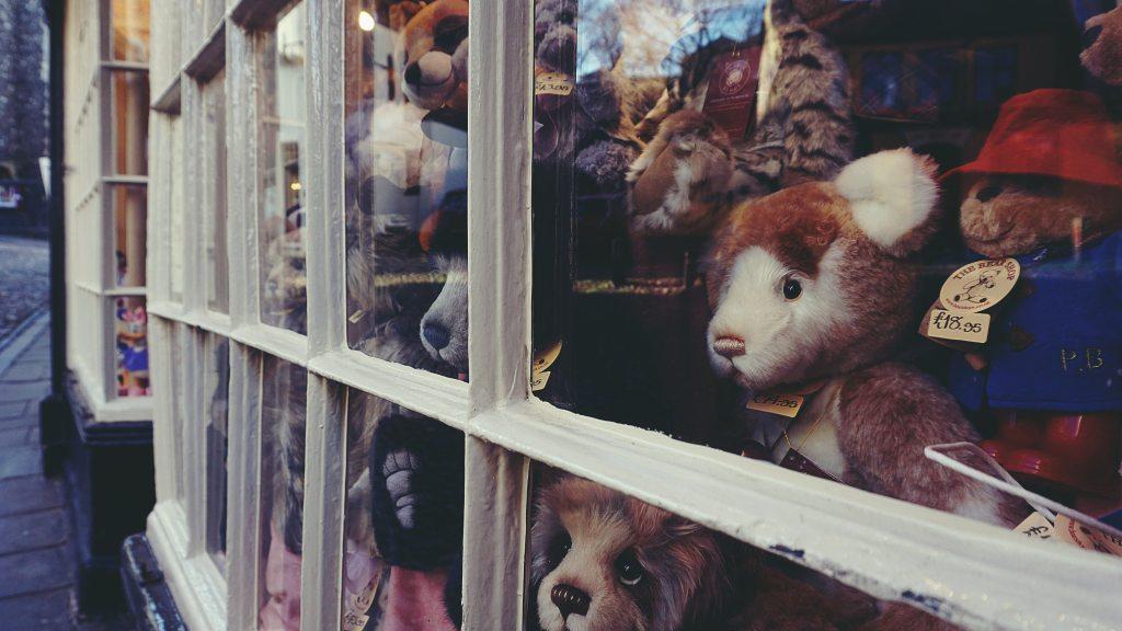 Do children need a room full of toys? Rethink.