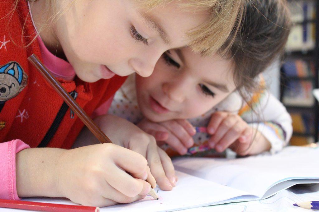 प्ले स्कूल-क्या सीखते हैं? आधुनिक जीवनशैली में जब बच्चा 2साल का हो जाता है, तो  स्वाभाविक रूप से कुछ प्रश्न माता व पिता के दिमाग में आते है, जैसे कि बच्चे को किस प्ले स्कूल या प्राइमरी स्कूल में डाले, कब डालें, प्ले स्कूल में डालने से बच्चे क्या सीखेंगे?