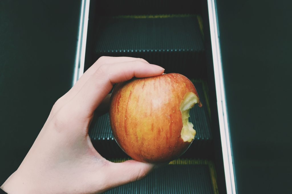 If a child bites an apple it's OK, but biting others is not. Find about 5 reasons why your child bites.