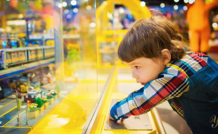 Why buy toys* for children? Part 2 of3.
