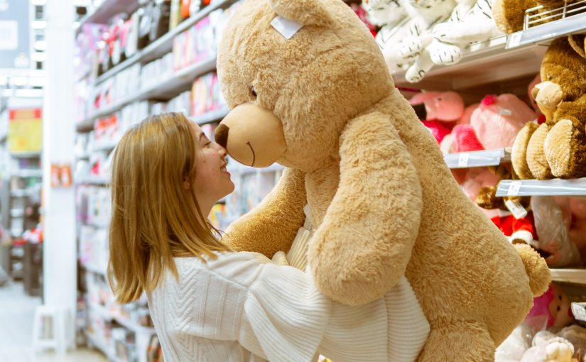 Why buy toys for children? Part 1 of3